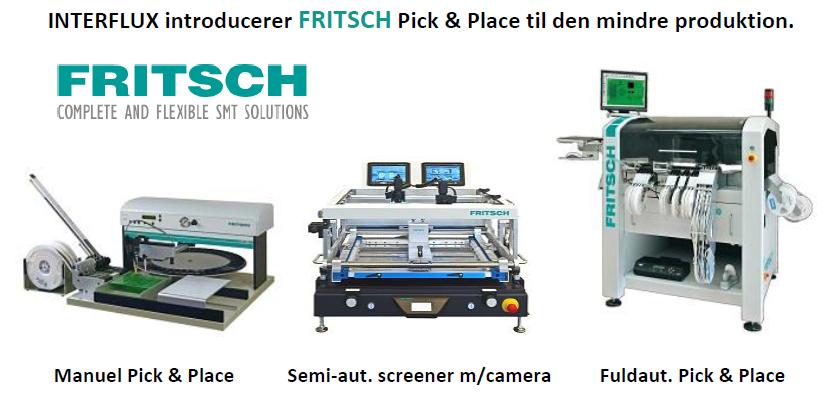 Interflux introducerer Fritsch